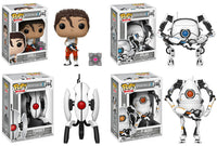 Funko Games Pop! - Portal 2 - Set of 4 - Pre-Order