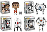 Funko Games Pop! - Portal 2 - Set of 4
