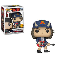 Funko Rocks Pop: AC/DC - Angus Young Chase #91