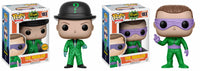 Funko DC Heroes Pop! Batman 1966 - The Riddler & The Riddler Chase #183