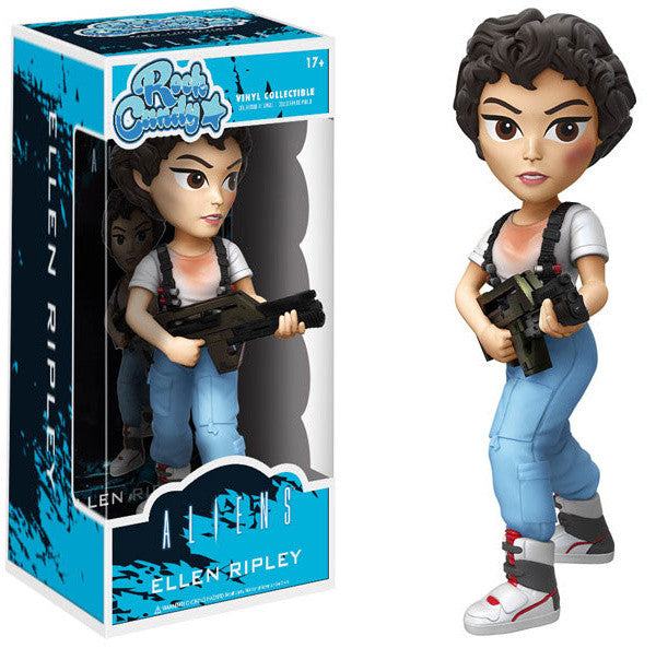 Funko Movies Rock Candy Aliens - Ellen Ripley