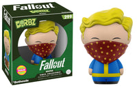 Funko Games Dorbz - Fallout - Vault Boy Rooted Chase #299 <br>Pre-Order