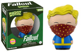 Set of 4 Funko Games Dorbz - Fallout - Rooted + Chase,  Grim Reaper's Srpint, Mysterious Stranger <br>Pre-Order