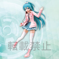 Vocaloid - Project Diva Arcade Future Tone - Miku Hatsune (Ribbon Girl) Figure