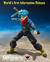 Tamashii Nations - S.H. Figuarts Dragon Ball Super - Trunks - Pre-Order