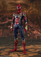 Bandai S.H. Figuarts: Avengers: Endgame - Iron Spider -Final Battle Edition
