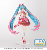 Vocaloid: Miku Hatsune (Ribbon x Heart) Figure