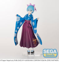 Re:Zero Starting Life in Another World - Rem (Nagomi Style) Figure