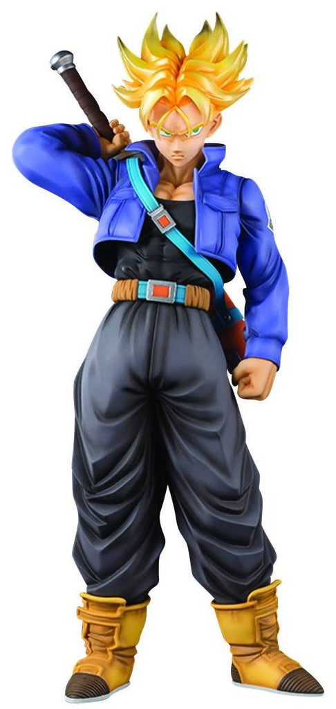 DRAGON BALL Z SUPER SAIYAN TRUNKS FIGUARTS ZERO X