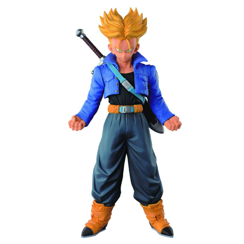 DRAGON BALL Z MASTER STARS PIECE SUPER SAIYAN TRUNKS FIGURE