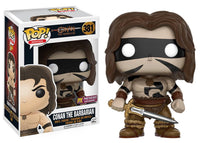 Funko Movies Pop! - Conan the Barbarian - Conan #381 - Previews Exclusive