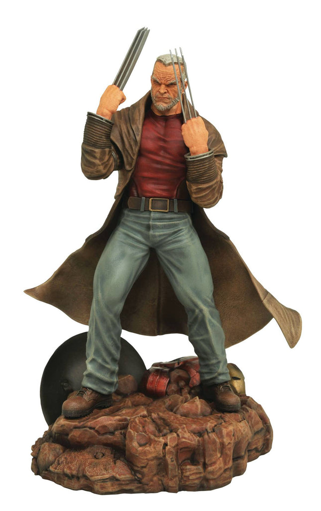 MARVEL GALLERY OLD MAN LOGAN PVC FIGURE