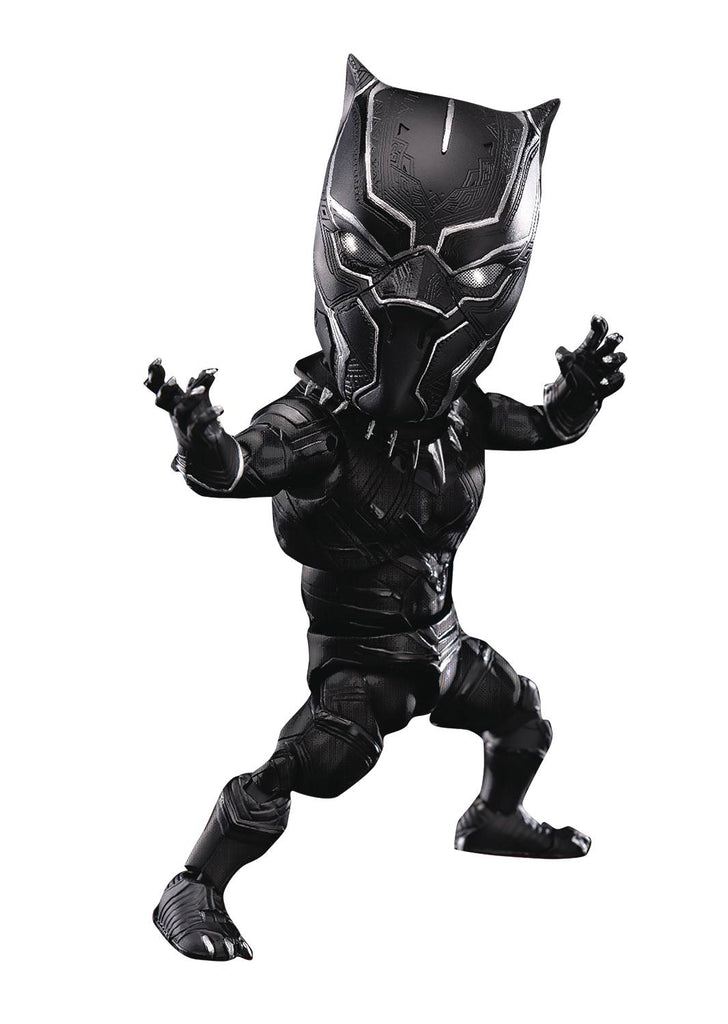 CAPTAIN AMERICA CIVIL WAR EAA-033 BLACK PANTHER PREVIEWS EXCLUSIVE ACTION FIGURE