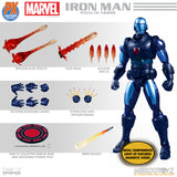Mezco - One:12 Collective - Marvel Iron Man Stealth Previews Exclusive - Pre-Order