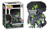 Funko 8-Bit Pop! - Alien Blood Spattered - Pre-Order