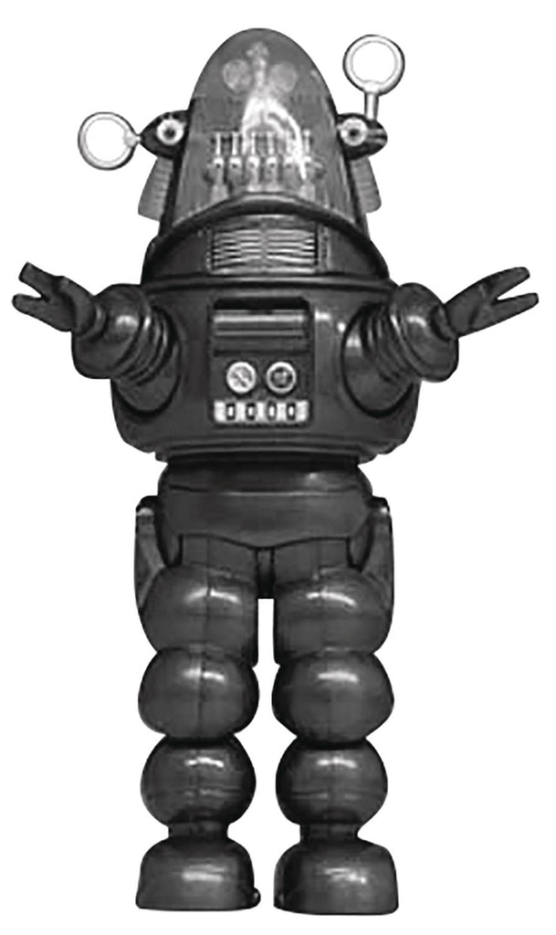 Forbidden Planet Robby the Robot Black Soft Vinyl Figure - Previews Exclusive