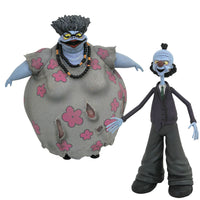Nightmare Before Christmas Series 10 - Corpse Mom & Corpse Dad - Action Figure