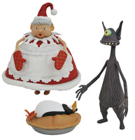 Nightmare Before Christmas Series 10 - Cyclops & Mrs. Claus - Action Figure
