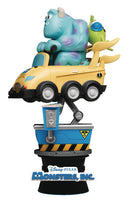 Coin Ride - Monsters Inc - Mike & Sully - Ds-037 6 in Statue