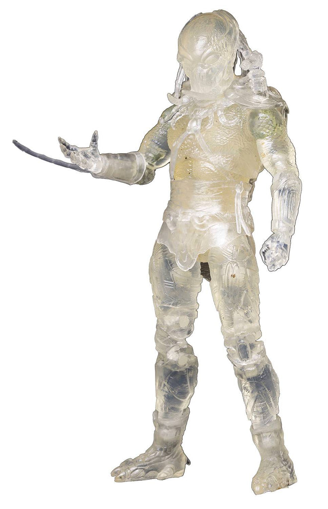 PREDATORS INVISIBLE TRACKER PREDATOR PX 1/18 SCALE FIG (APR2