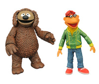 Diamond Select Best of Series 1 - Scooter & Rowlf - 2 Pack Action Figures