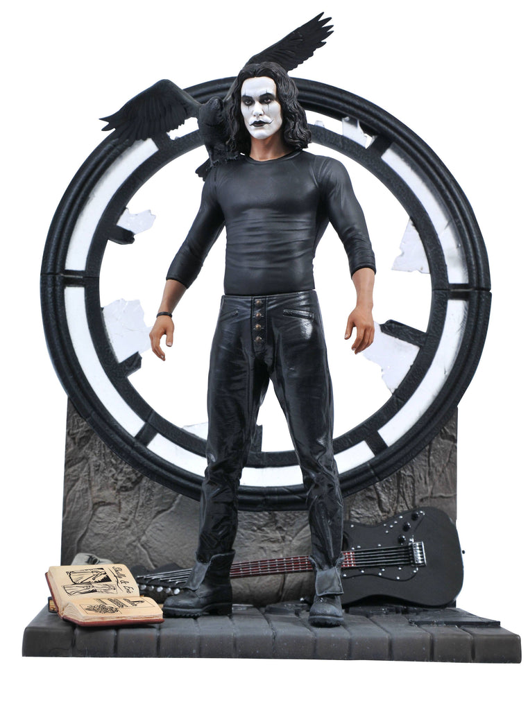 Movie Gallery - The Crow - PVC Statue