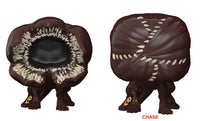 Funko Television Pop! - Stranger Things S4 - Dart Demodog Chase Bundle - Pre-Order