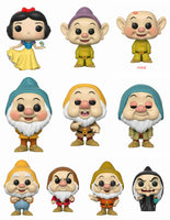 Set of 10 Funko Movies Pops - Snow White - Pre-Order