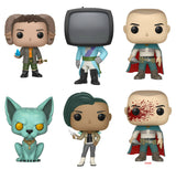 Set of 6 Funko Comics Pop! - Saga S1 - 5 Regular and 1 Chase