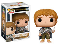 Funko Movies Pop! - Lord of the Rings Samwise Gamgee #445