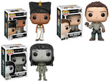 Set of 2 Funko Movies Pop! - The Mummy