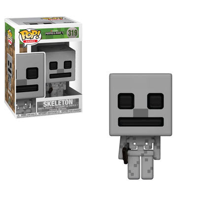 Funko Games Pop! - Minecraft  - Skeleton