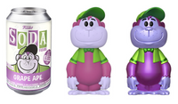 Funko Soda Vinyl Figure - Grape Ape
