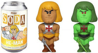 Funko Soda Vinyl Figure - Masters of the Universe - He-Man
