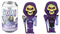 Funko Soda Vinyl Figure - Masters of the Universe - Skeletor