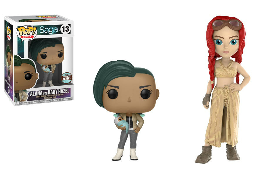 Set of 2 Funko Spring Specialty Series - Pop! and Rock Candy