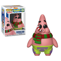 Funko Animation Pop - SpongeBob Holiday: Patrick Star