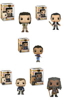 Funko Television Pop! - The Walking Dead - A Set of 5 - Pre-Order