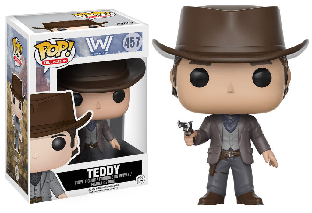 Funko Television Pop! - Westworld - Teddy #457