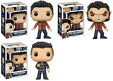 Set of 3 Funko Television Pop! Teen Wolf - Scott McCall, Werewolf, Stiles Stilinski