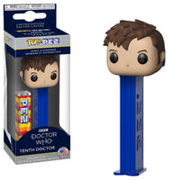 Funko Pop Pez - Doctor Who - Tenth Doctor