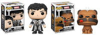 Set of 2 Funko Marvel Pop! - The Inhumans Maximus & Lockjaw Pre-Order