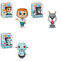 Funko Animation Pop - The Jetsons Set of 3 - Pre-Order