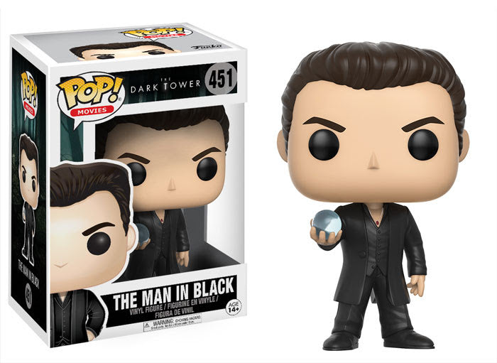 Funko Movies Pop! - The Dark Tower - The Man in Black