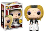 Set of 5 Funko Horror Movies Pop! 4 Regular and 1 chase