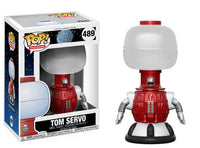 Funko Television Pop!: Mystery Science Theater 3000 - Tom Servo Pre-Order