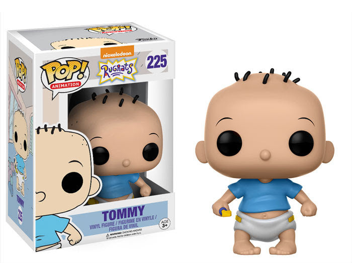 Funko Nickelodeon 90's Animation Pop! - Rugrats Tommy #225<br>Pre-Order