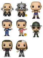 Funko WWE Pop S8 - Set of 8 w/ 2 chases