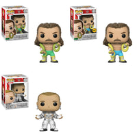 Funko WWE Pop - Series 7 Set of 3 w/ Chase - Pre-Order