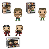 Funko Wrestling Pop - Bullet Club - Set of 3 - Omega, Cody & Young Bucks 2PK - Pre-Order